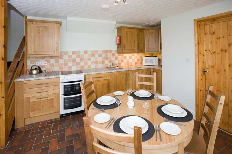 Hawthorn Cottage Kitchen Dining